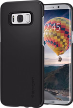 Spigen Thin Fit Galaxy S8 Plus Back Cover Zwart