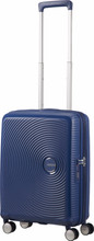 American Tourister Soundbox Spinner 55 cm TSA Exp Midnight N