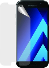 Azuri Galaxy A5 (2017) Screenprotector Plastic Duo Pack