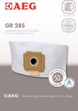 AEG GR 28S 4 stuks + Microfilter