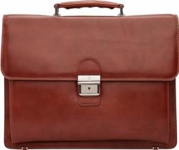 """Castelijn & Beerens Realta Laptoptas 13,3"""" Cognac"""