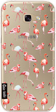 Casetastic Softcover Galaxy A5 (2017) Flamingo Party