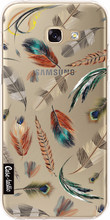 Casetastic Softcover Galaxy A5 (2017) Feathers Multi