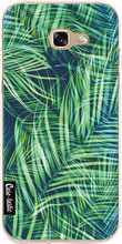 Casetastic Softcover Galaxy A5 (2017) Palm Leaves