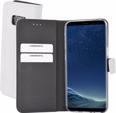 Mobiparts Premium Wallet Galaxy S8 Book Case Wit