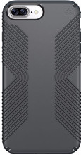 Speck Presidio Grip iPhone 7+/8+ Back Cover Grijs