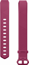 Fitbit Alta HR Kunststof Polsband Roze Small