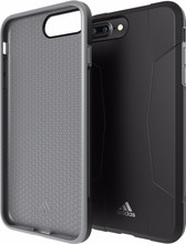 Adidas SP Solo iPhone 6+/6s+/7+/8+ Back Cover Zwart/Grijs