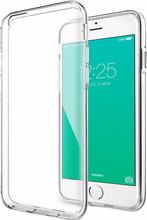 Spigen Liquid Crystal iPhone 6 Plus/6s Plus Transparant
