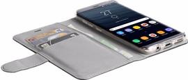 Krusell Icon Galaxy S8 Book Case Zwart
