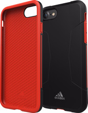 Adidas SP Solo iPhone 6/6s/7/8 Back Cover Zwart/Rood