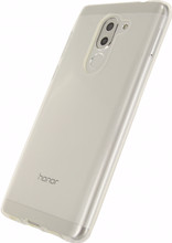 Mobilize Gelly Honor 6X Back Cover Transparant