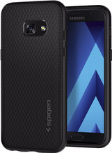 Spigen Liquid Air Galaxy A3 (2017) Zwart