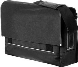 Basil Urban Fold Messenger Bag 20L Zwart