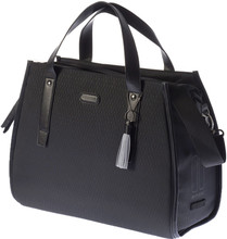 Basil Noir Business Bag 17L Zwart