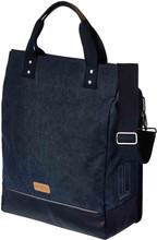 Basil Urban Fold Cross Body Bag 25L Denim Blauw