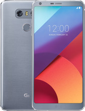 LG G6 Grijs