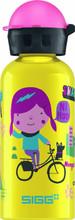 Sigg Travel Girl Shanghai 0.4 L Clear
