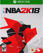 NBA Basketball 2018 Xbox One