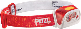 Petzl Actik 350 Rood