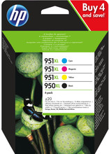 HP 950/951XL Combo-pack