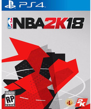 NBA basketball 2018 PS4