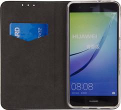 Mobilize Premium Gelly Huawei P10 Lite Book Case Zwart