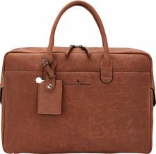 """Castelijn & Beerens Laptoptas 15,6"""" Cognac"""