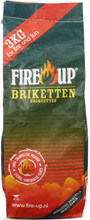 Fire-Up Briketten 3 kg