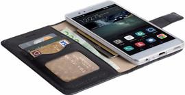 Krusell Sunne Huawei P10 Lite Book Case Zwart