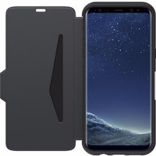 Otterbox Strada Galaxy S8 Plus Book Case Zwart