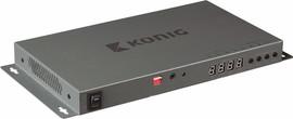 König 4 x 4 Poorts HDMI Matrix