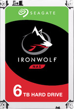 Seagate Ironwolf ST6000VN0033 6 TB