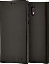 Nokia 3 Slim Flip Book Case Zwart