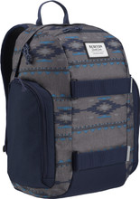 Burton Youth Metalhead Faded Saddle Stripe