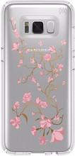 Speck Presidio Blossoms S8 Back Cover Transparant