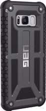 UAG Monarch Galaxy S8 Back Cover Grijs