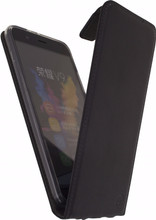 Mobilize Classic Gelly Honor 8 Pro Flip Case Zwart