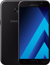 Samsung Galaxy A5 (2017) Zwart BE