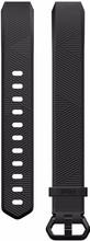 Fitbit Alta HR Kunststof Polsband Zwart Large