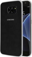 Azuri TPU Ultra Thin Galaxy S7 Edge Back Cover Transparant