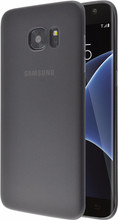 Azuri Ultra Thin Galaxy S7 Edge Back Cover Zwart
