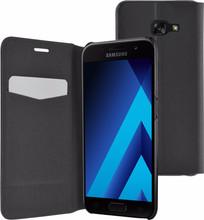 Azuri Booklet Ultra Thin Galaxy A5 (2017) Book Case Zwart