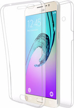 Azuri TPU Ultra Thin Galaxy J3 (2016) Plus Full Body Transpa