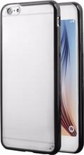 Azuri Bumper Galaxy S6 Back Cover Zwart