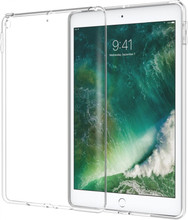 Just in Case Apple iPad (2017) Soft TPU Hoes Doorzichtig