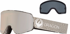 Dragon NFX2 Mill + Luma Silver Ion & Dark Smoke Lenzen