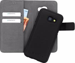 Mobiparts 2 in 1 Premium Wallet A5 (2017) Book Case Zwart