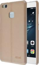 Azuri Stitch Huawei P9 Lite Back Cover Beige