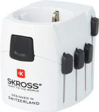 Skross World Travel Adapter Pro